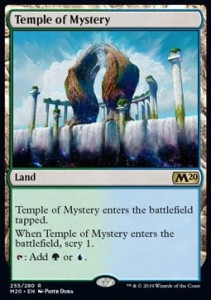 Temple of Mystery (M20)