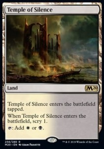 Temple of Silence (M20)