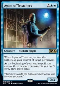 Agent of Treachery (M20)