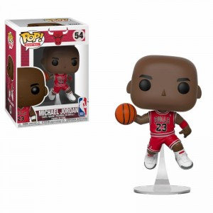 Funko POP Basketball - Michael Jordan (Bulls) # 54