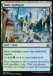 Simic Guildgate (Modern Masters 2017)