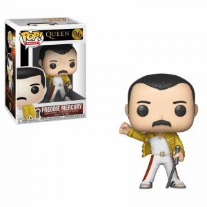 Funko POP Queen - Freddie Mercury Wembley 1986 # 96