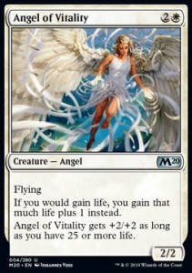 Angel of Vitality (M20)