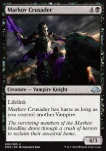 Markov Crusader (Eldritch Moon)