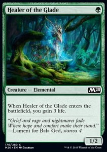 Healer of the Glade (M20)