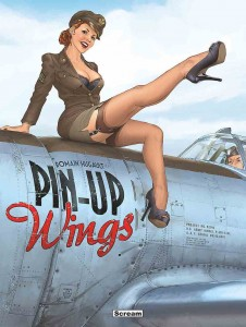 Pin-Up Wings - Artbook