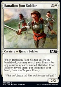Battalion Foot Soldier (M20)
