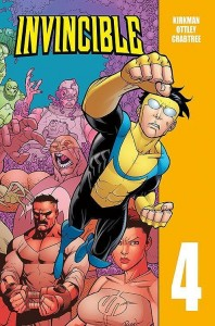 Invincible - Tom 4