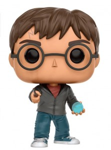 Funko POP - Harry Potter With Prophecy # 32