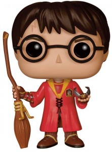 Funko POP - Harry Potter Quidditch # 08