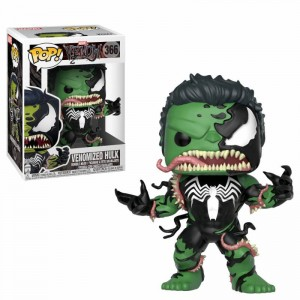 Funko POP Marvel - Venom - Venomized Hulk # 366