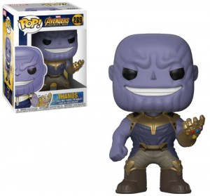 Funko POP Marvel - Avengers Infinity War - Thanos # 289