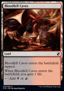 Bloodfell Caves (Commander 2019)