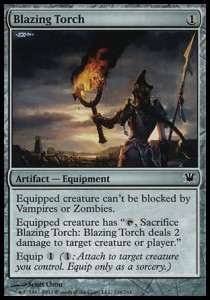 Blazing Torch (Innistrad)