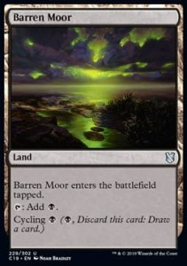 Barren Moor (Commander 2019)
