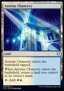 Azorius Chancery (Commander 2019)