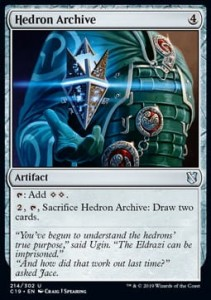 Hedron Archive (Commander 2019)