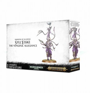 Daemons of Slaanesh - Syll'Esske, the Vengeful Allegiance - AoS / WH 40K