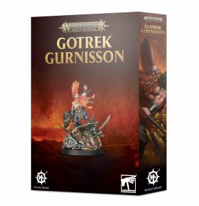 Gotrek Gurnisson - LIMITED - WFB / AoS