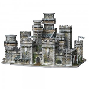 Game of Thrones 3D Puzzle - Winterfell - 910