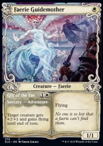 Faerie Guidemother (Throne of Eldraine)