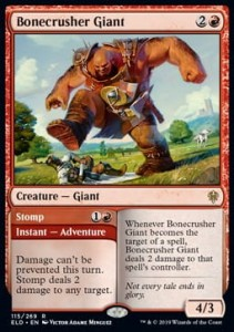 Bonecrusher Giant (Throne of Eldraine)