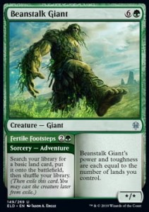Beanstalk Giant (Throne of Eldraine)