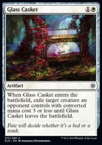 Glass Casket (Throne of Eldraine)