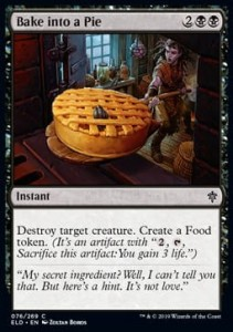 Bake into a Pie (Throne of Eldraine)