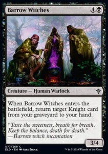 Barrow Witches (Throne of Eldraine)