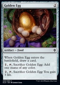 Golden Egg (Throne of Eldraine)