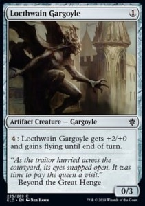 Locthwain Gargoyle (Throne of Eldraine)