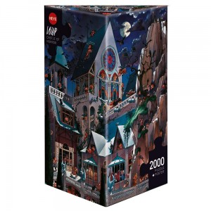Loup - Castle of Horror - Puzzle 2000