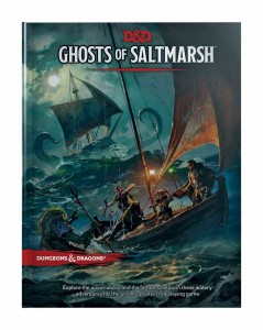 Dungeons & Dragons - Ghosts of Saltmarsh (5 ed)