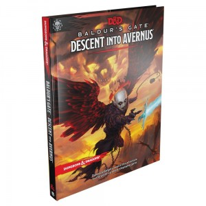 Dungeons & Dragons - Baldur's Gate - Descent Into Avernus (5 ed)