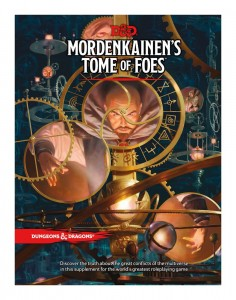 Dungeons & Dragons - Mordenkainen's Tome of Foes (5 ed)