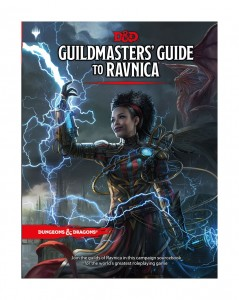 Dungeons & Dragons - Guildmasters' Guide to Ravnica (5 ed)