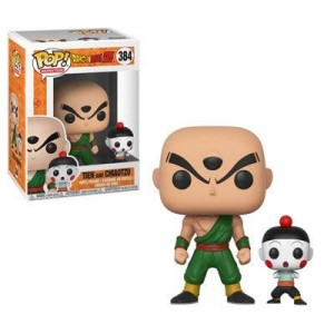 Funko POP Dragon Ball - Tien Shinhan and Chiaotzu # 384