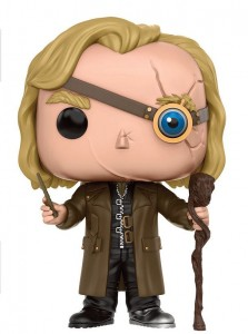 Funko POP - Harry Potter - Mad-Eye Moody # 38
