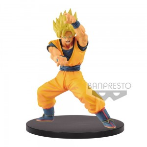 Dragon Ball Super Chosenshiretsuden PVC Statue Super Saiyan Goku