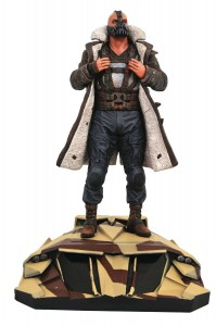 DC PVC Statue - The Dark Knight Rises - Bane