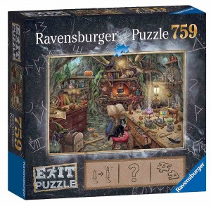 Exit Puzzle - The Witches Kitchen - Puzzle 759