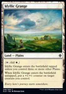 Idyllic Grange (Throne of Eldraine)