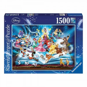Disney - Disney's Magical Storybook - Puzzle 1500