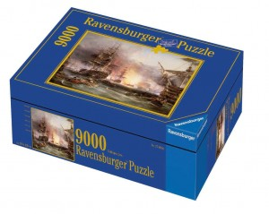 Bombardment of Algiers - Puzzle 9000