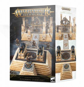 Dominion of Sigmar - Penumbral Stormvault - AoS