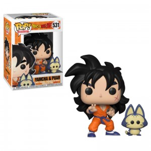 Funko POP Dragon Ball - Yamcha and Puar # 531