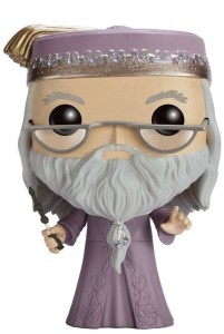 Funko POP - Harry Potter - Albus Dumbledore with Wand # 15