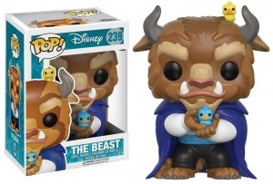 Funko POP Disney - Beauty and the Beast - The Beast # 239