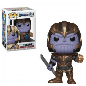 Funko POP Marvel - Avengers Endgame - Thanos # 453